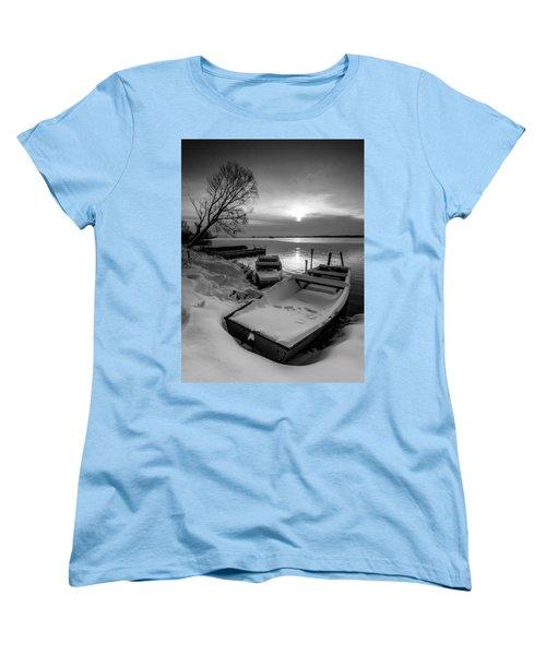 Serenity Women's T-Shirt (Standard Cut) by Davorin Mance
