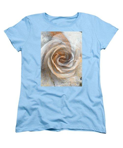 Women's T-Shirt (Standard Cut) featuring the photograph Set In Stone by Brooks Garten Hauschild