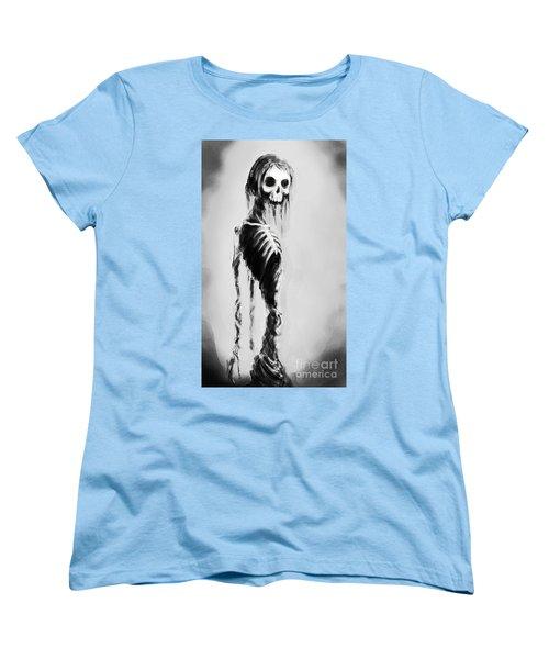 Sexy Bones Women's T-Shirt (Standard Cut) by Tbone Oliver