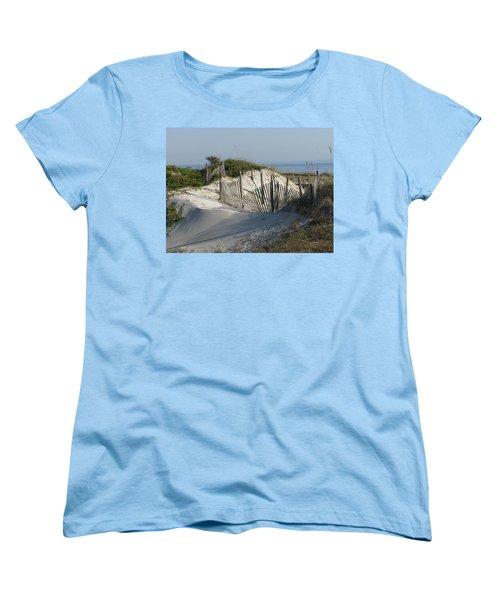 Shadow Fence Women's T-Shirt (Standard Cut)