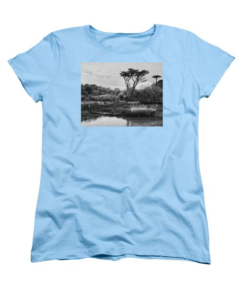 Shipwreck Women's T-Shirt (Standard Cut) by Hugh Smith