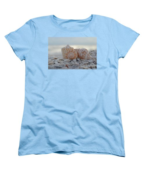 Women's T-Shirt (Standard Cut) featuring the photograph Simplicity And Solitude by Melanie Moraga