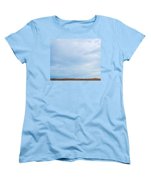 Skyward Women's T-Shirt (Standard Cut) by Angela J Wright