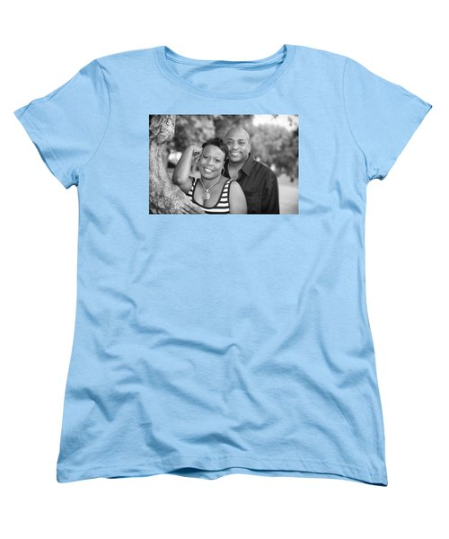 Women's T-Shirt (Standard Cut) featuring the photograph Smith Harper 16 by Coby Cooper