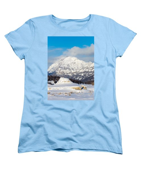 Soda Butte Women's T-Shirt (Standard Cut)