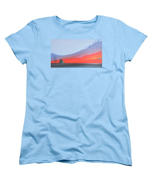 Solitude Women's T-Shirt (Standard Cut)