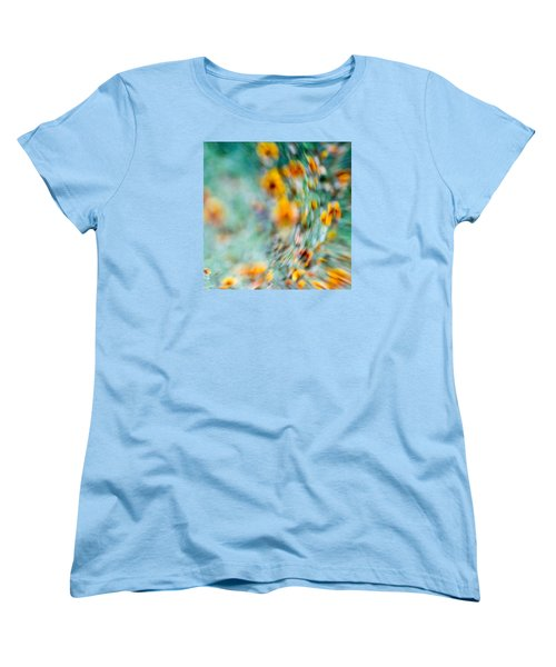Sonic Women's T-Shirt (Standard Cut) by Darryl Dalton