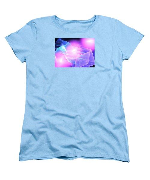 Sorbet Women's T-Shirt (Standard Cut) by Kim Sy Ok
