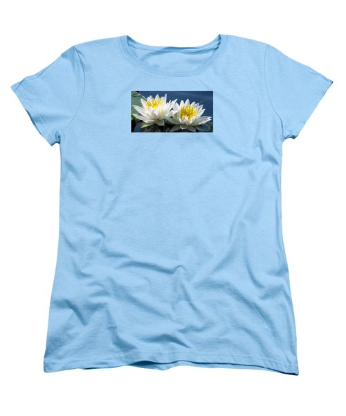 Women's T-Shirt (Standard Cut) featuring the photograph Soulmates by Angela Davies