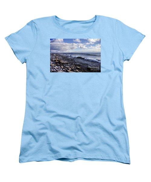 South Shore Amherst Island Women's T-Shirt (Standard Cut) by Michael Cummings