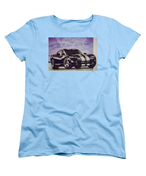 Speed At A Standstill Women's T-Shirt (Standard Cut) by Thomas J Herring