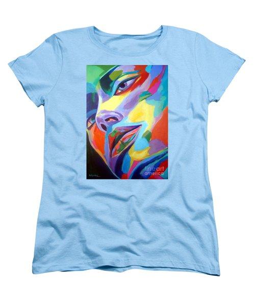 Spellbound Heart Women's T-Shirt (Standard Cut) by Helena Wierzbicki