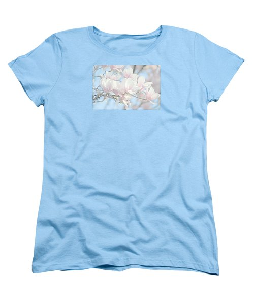 Women's T-Shirt (Standard Cut) featuring the photograph Spring Has Arrived 3 by Susan  McMenamin