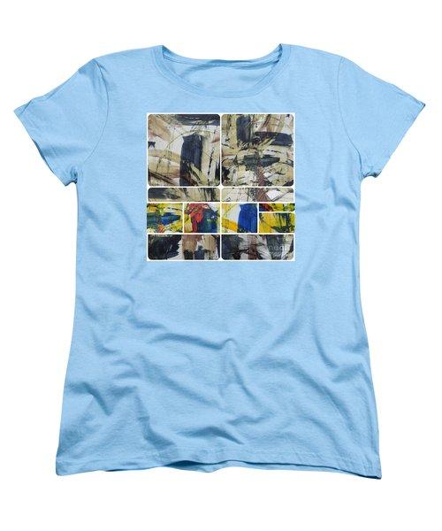 Women's T-Shirt (Standard Cut) featuring the photograph Spring Part Two by Sir Josef - Social Critic - ART