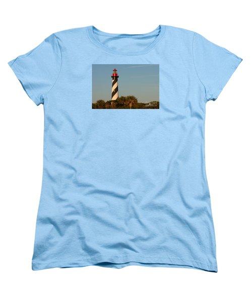 St. Augustine Lighthouse #3 Women's T-Shirt (Standard Cut)