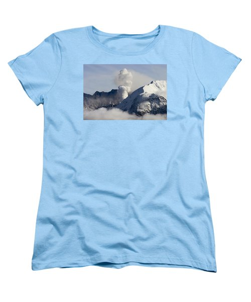 St Helens Rumble Women's T-Shirt (Standard Cut) by Wes and Dotty Weber