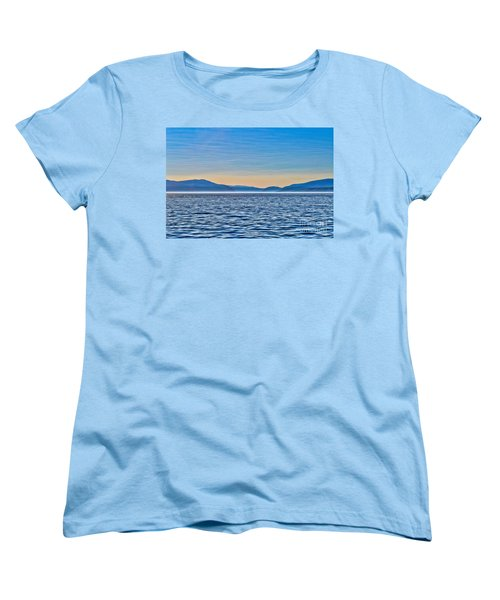 St. Lawrence Seaway Women's T-Shirt (Standard Cut)