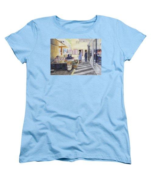 St Martin Locals Women's T-Shirt (Standard Cut)