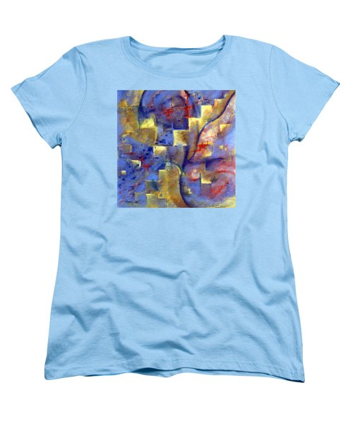 Staircases Women's T-Shirt (Standard Cut) by Susan Will