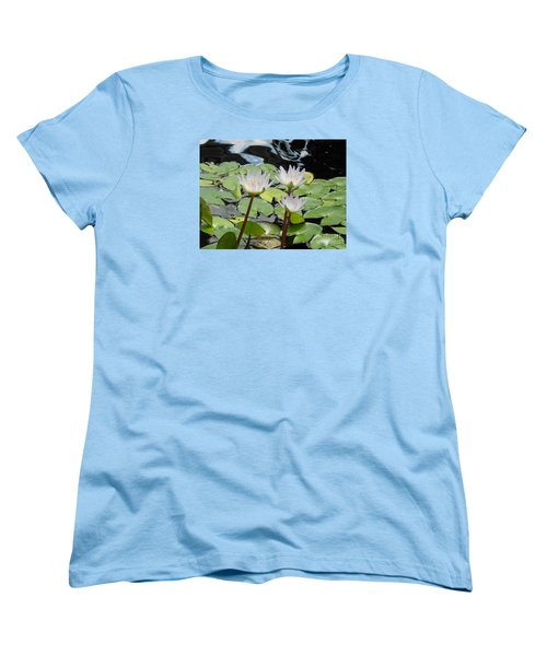 Women's T-Shirt (Standard Cut) featuring the photograph Standing Tall by Chrisann Ellis