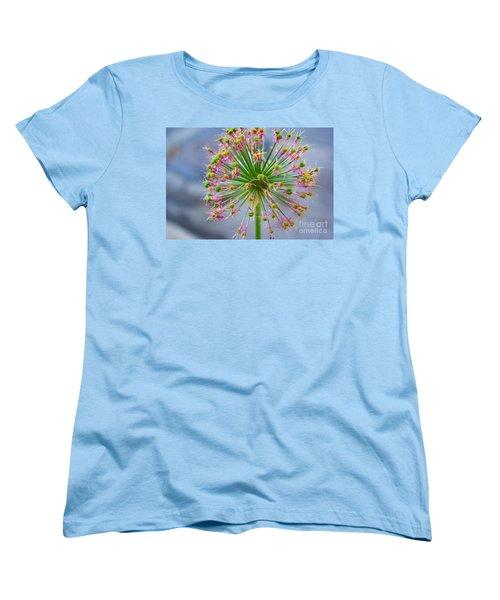 Women's T-Shirt (Standard Cut) featuring the photograph Star Burst by John S