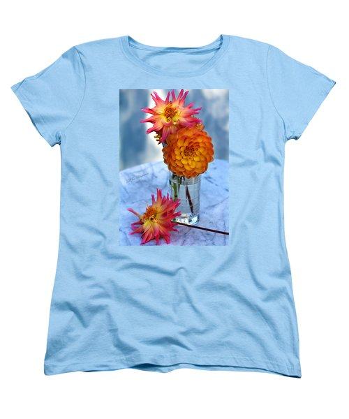 Starfire Women's T-Shirt (Standard Cut) by Jeanette C Landstrom