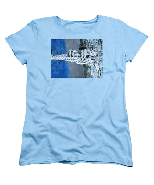 Women's T-Shirt (Standard Cut) featuring the photograph Stay by Brian Boyle
