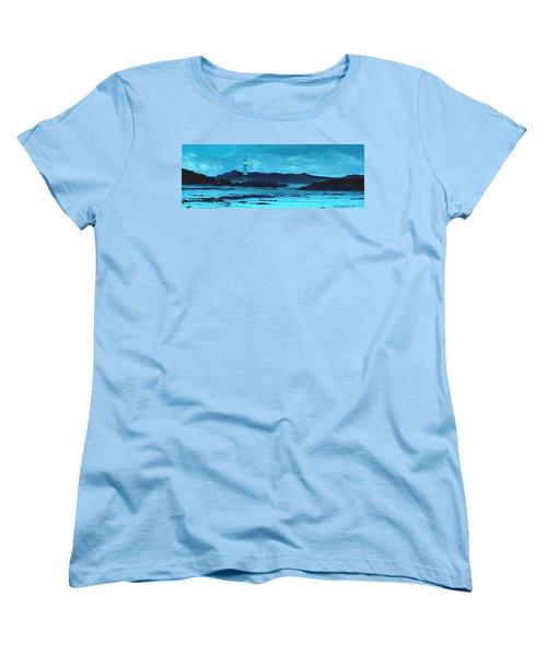 Storm's Brewing Women's T-Shirt (Standard Cut) by Sophia Schmierer