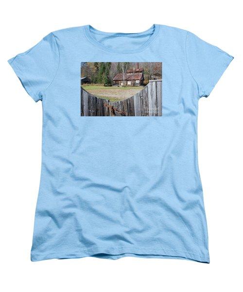 Sugar Shack Women's T-Shirt (Standard Cut) by Jola Martysz