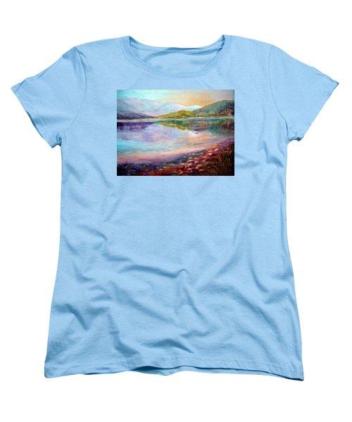 Summer Afternoon Women's T-Shirt (Standard Cut) by Sher Nasser