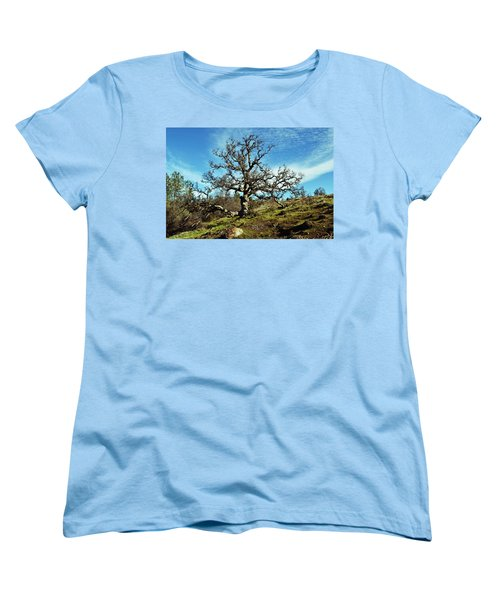 Summit Of Monkey Face Women's T-Shirt (Standard Cut)