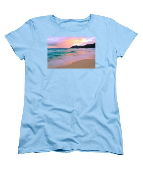 Sunday Morning Women's T-Shirt (Standard Cut) by Roupen  Baker