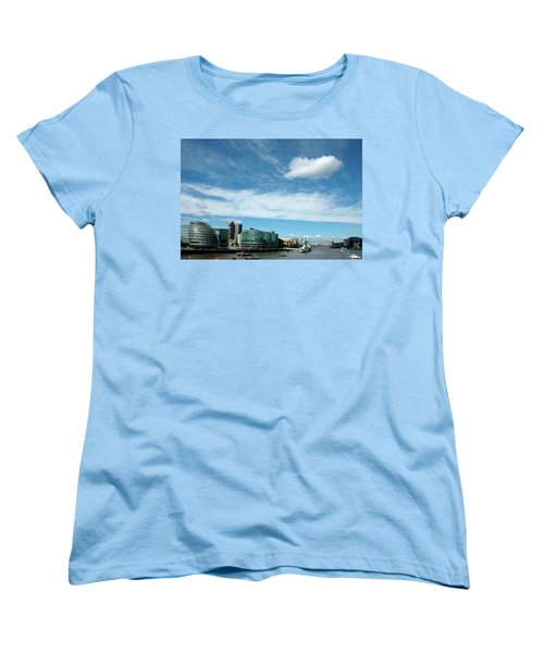 Sunny Day London Women's T-Shirt (Standard Cut) by Jonah  Anderson