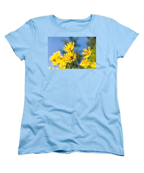 Sunshine Women's T-Shirt (Standard Cut) by Chad Dutson
