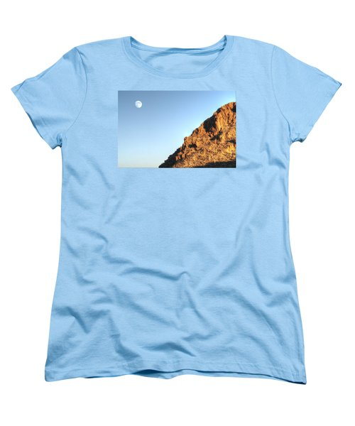 Superstition Mountain Women's T-Shirt (Standard Cut) by Lynn Geoffroy