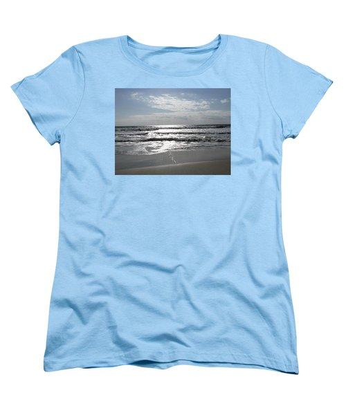 Swirling Sunshine Women's T-Shirt (Standard Cut)