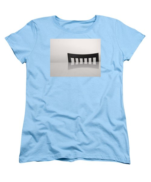 Table And Chair Women's T-Shirt (Standard Cut) by Don Spenner