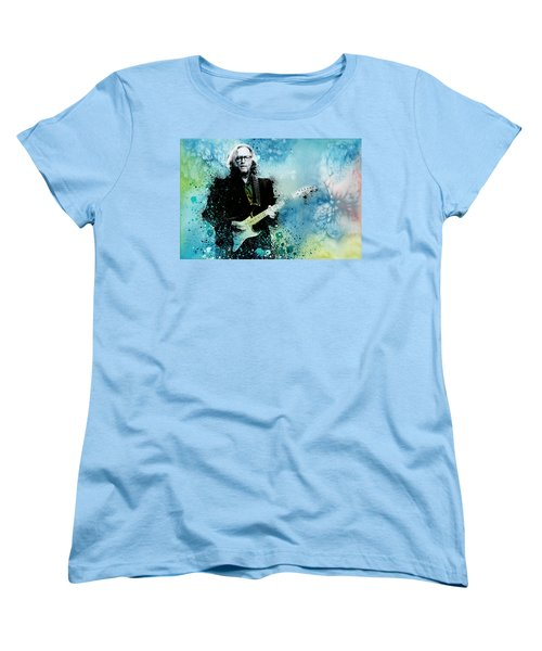 Tears In Heaven 3 Women's T-Shirt (Standard Cut) by Bekim Art