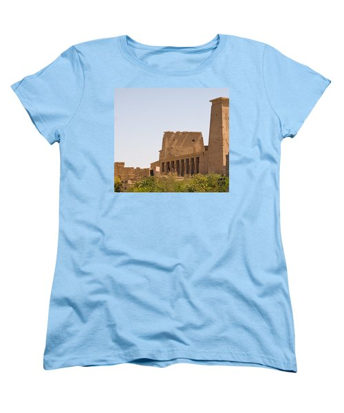 Temple View Women's T-Shirt (Standard Cut) by James Gay