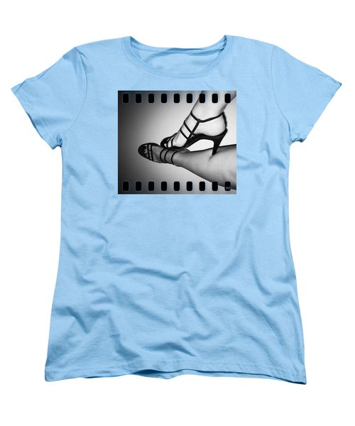 The Art Of Stilettos Women's T-Shirt (Standard Cut) by Absinthe Art By Michelle LeAnn Scott