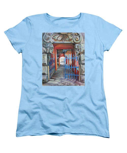 The Blue Gate Women's T-Shirt (Standard Cut)