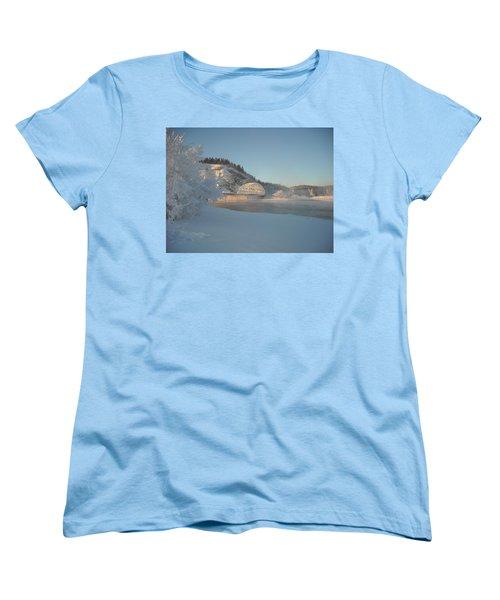 The Bridge At Big Delta 2 Women's T-Shirt (Standard Cut)