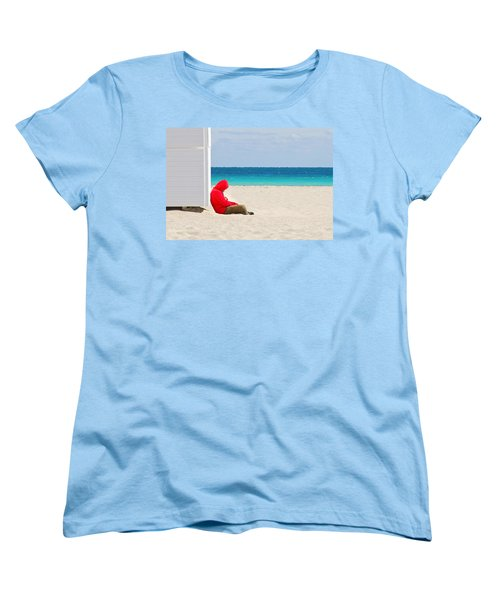 The Bright Side Women's T-Shirt (Standard Cut) by Keith Armstrong