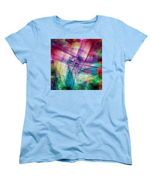 The Building Blocks Women's T-Shirt (Standard Cut)