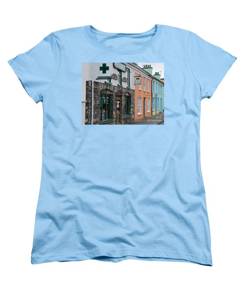 The Colors Of Sneem Women's T-Shirt (Standard Cut) by Mary Carol Story