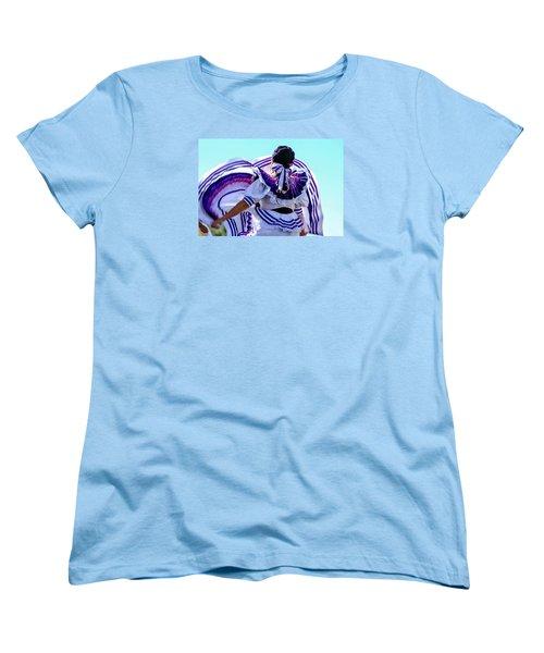 The Dancer Women's T-Shirt (Standard Cut) by Menachem Ganon
