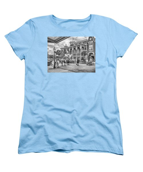 Women's T-Shirt (Standard Cut) featuring the photograph The Emporium by Howard Salmon