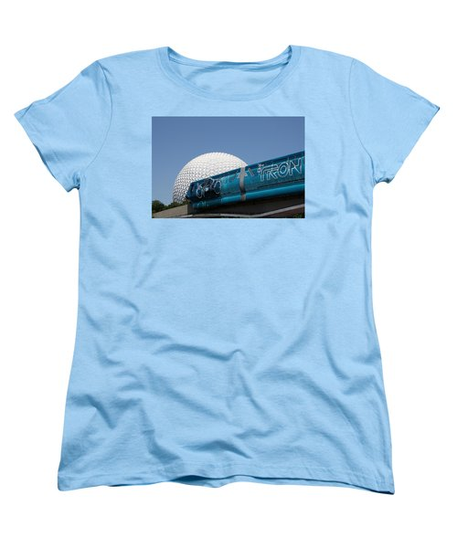 The Future Women's T-Shirt (Standard Cut) by David Nicholls