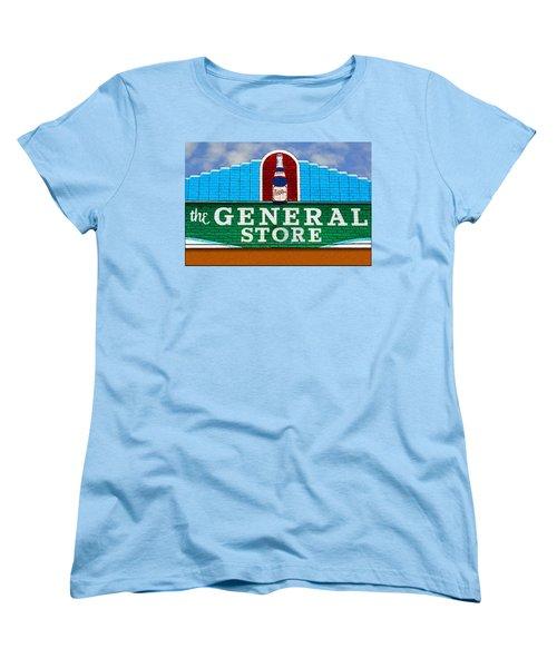 The General Store Women's T-Shirt (Standard Cut)