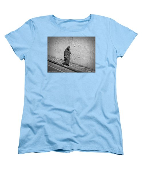 Women's T-Shirt (Standard Cut) featuring the photograph The Journey  by Lucinda Walter